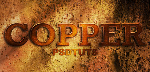 33-copper-text-effect