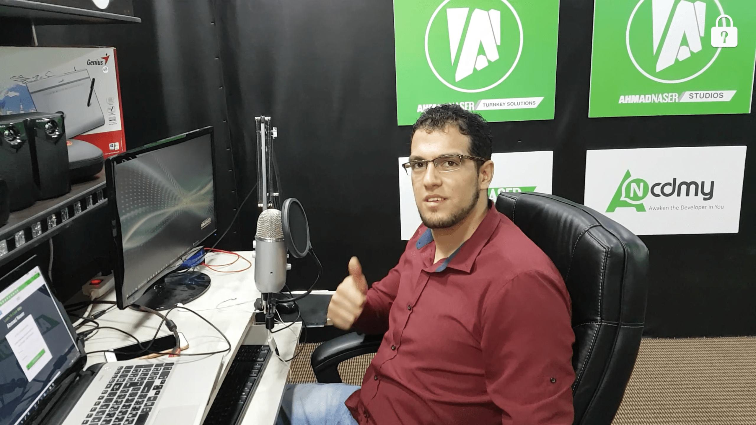 Photo of استوديو شركة أحمد ناصر بالعربي استوديو تعليم البرمجة الاحترافية الاول