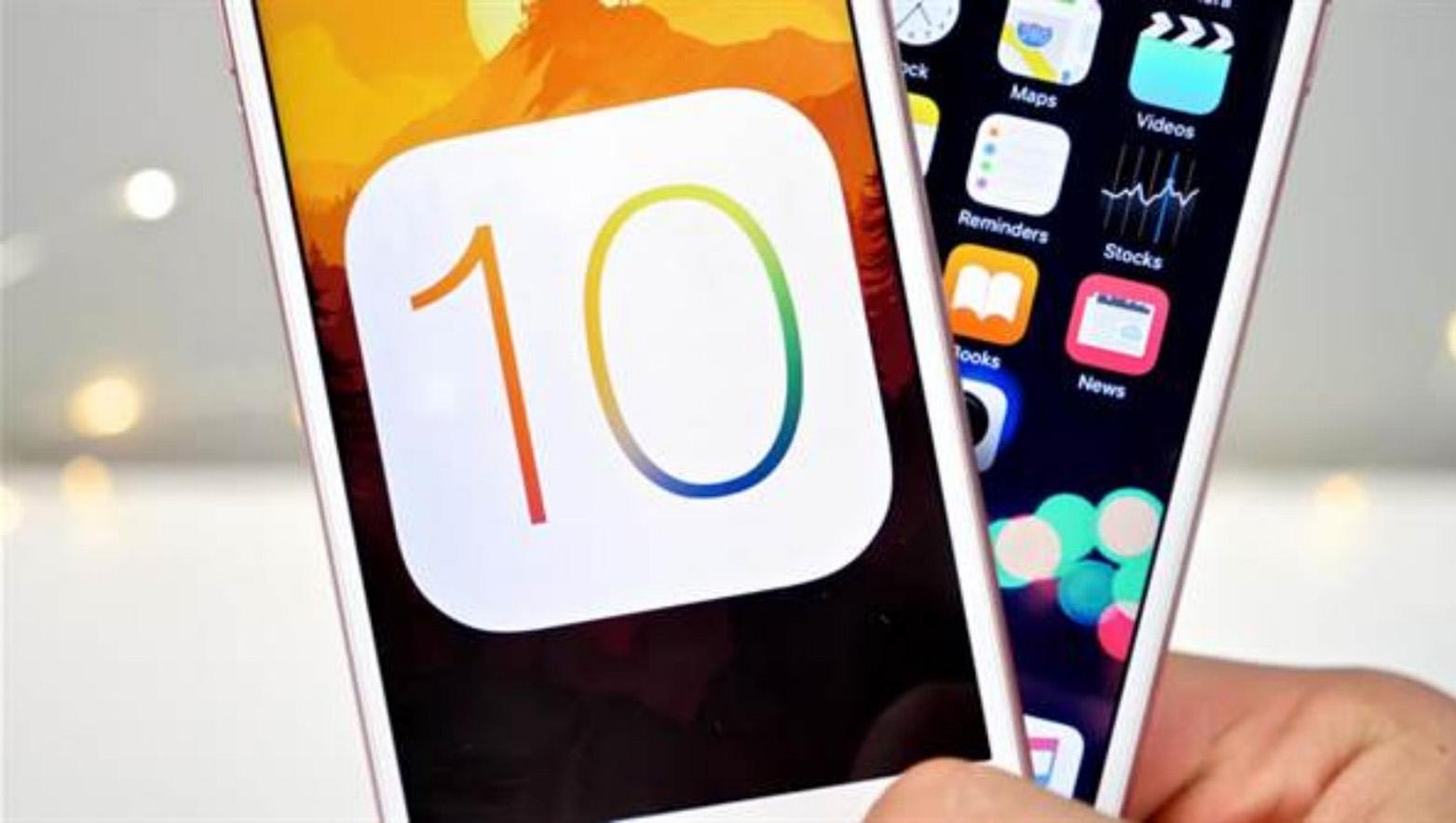 Photo of ابل تطلق النسخة التجريبية الثانية من iOS 10.1