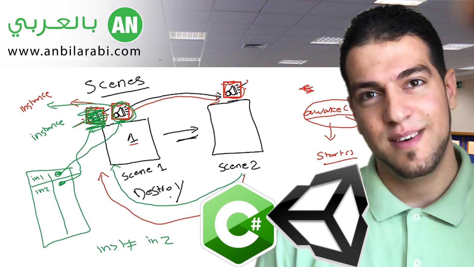 Photo of شرح السينغل تون في برمجة Unity Singleton