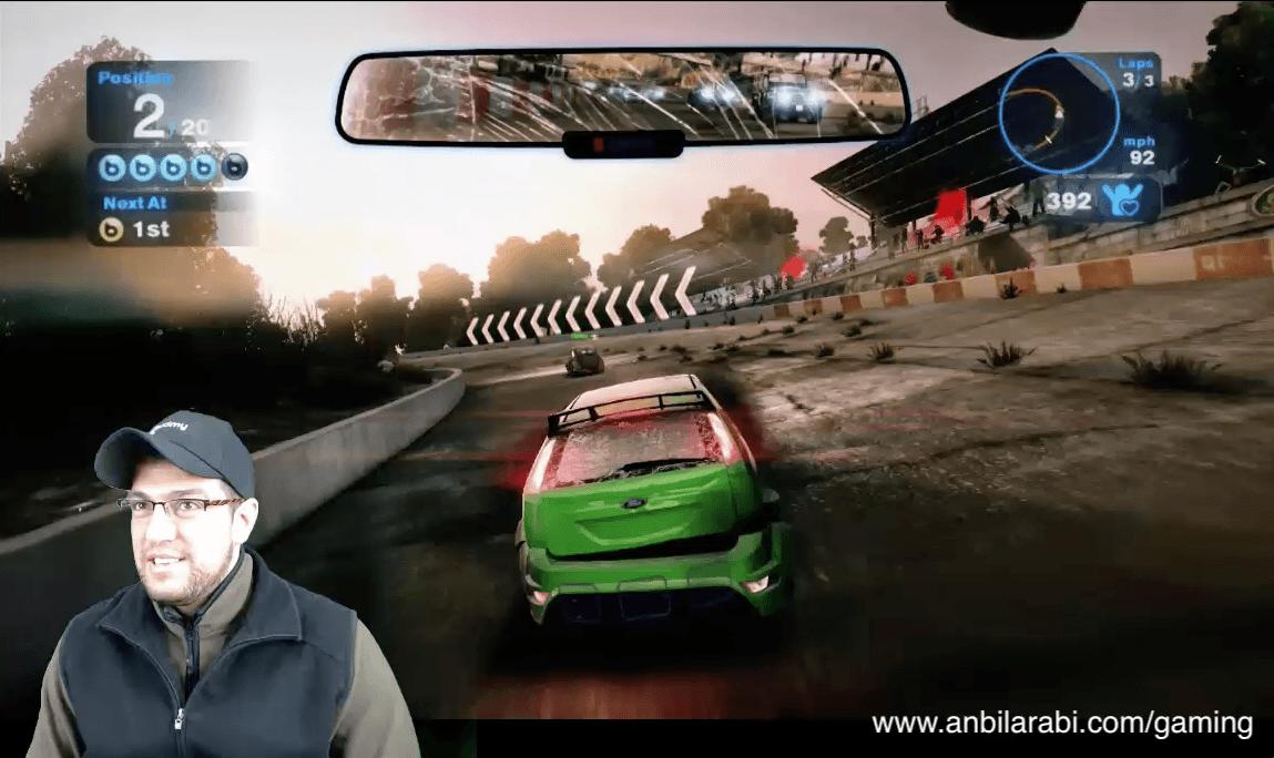 Photo of blur xbox لعبة بلر سباق السيارات  anbilarabi gaming DZL !!