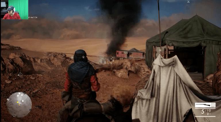 Photo of BattleField One مباشر ١ – لورنس العرب