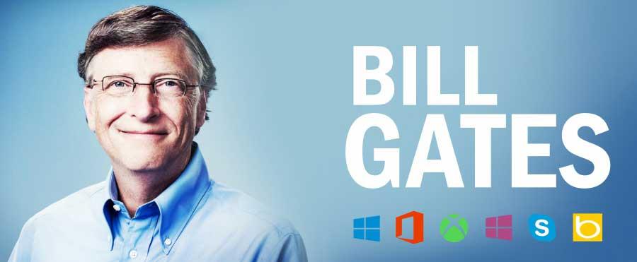 Photo of رحلة نجاح بيل غيتس مؤسس مايكروسوفت