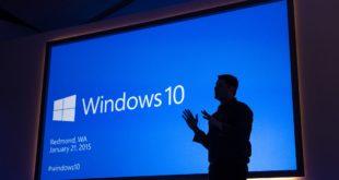 على أخر تحديثات مايكروسوفت لدعم ويندوز 10