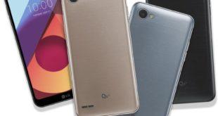 على هاتف LG Q6  الجديد من إل جي