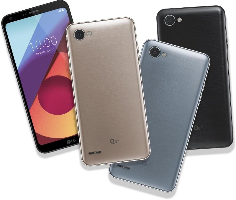Photo of تعرف على هاتف LG Q6  الجديد من إل جي