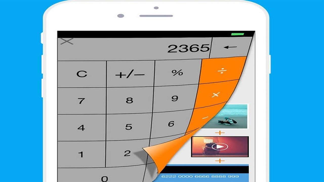 Photo of تطبيق الآلة الحاسبة الوهمية Fake Calculator .. لحفظ البيانات
