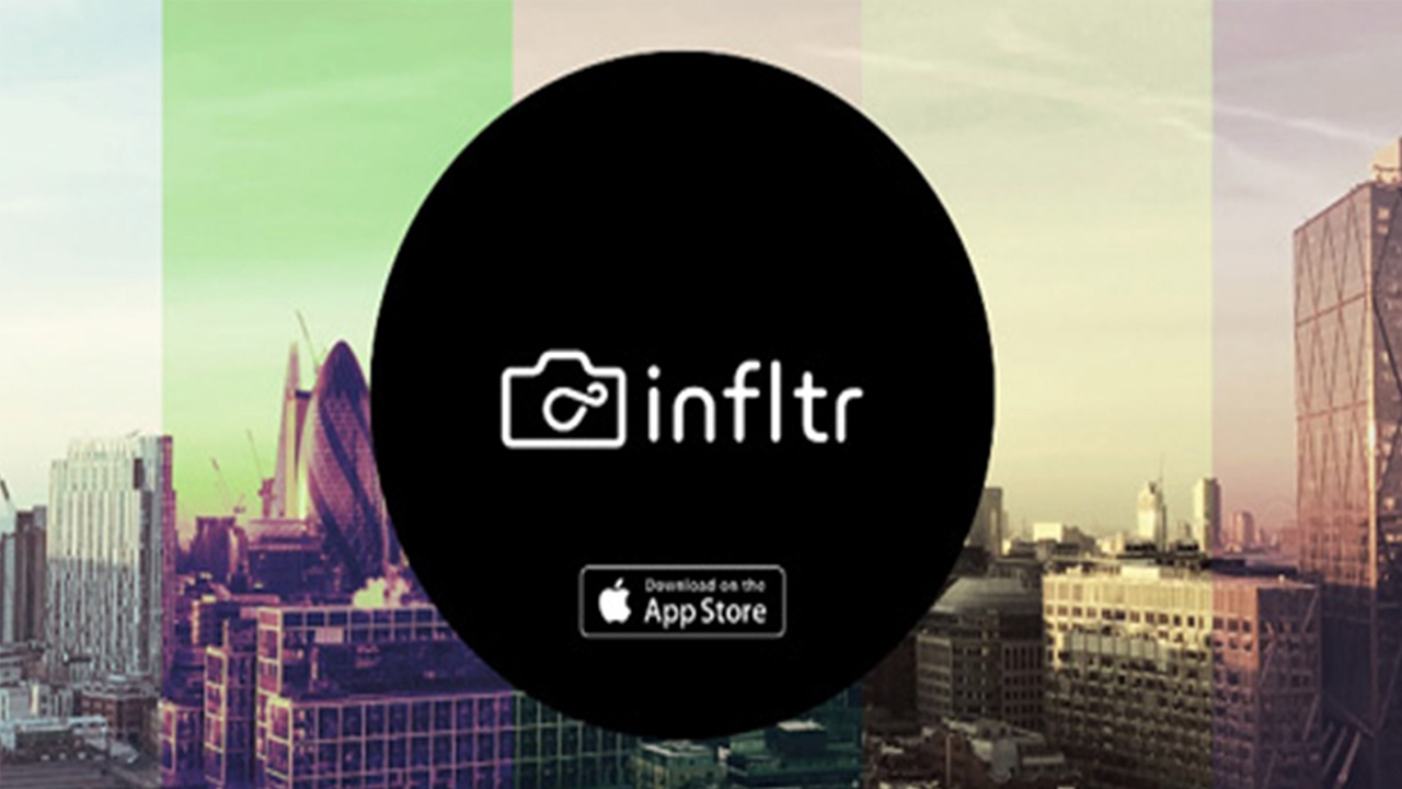 Photo of تعرف على تطبيق infltr المجاني من متجر أبل