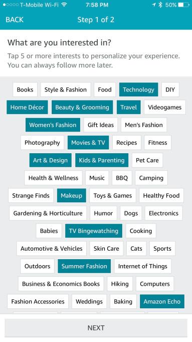 كيفية متابعة المعلومات و آراء المستخدمين في المنتجات