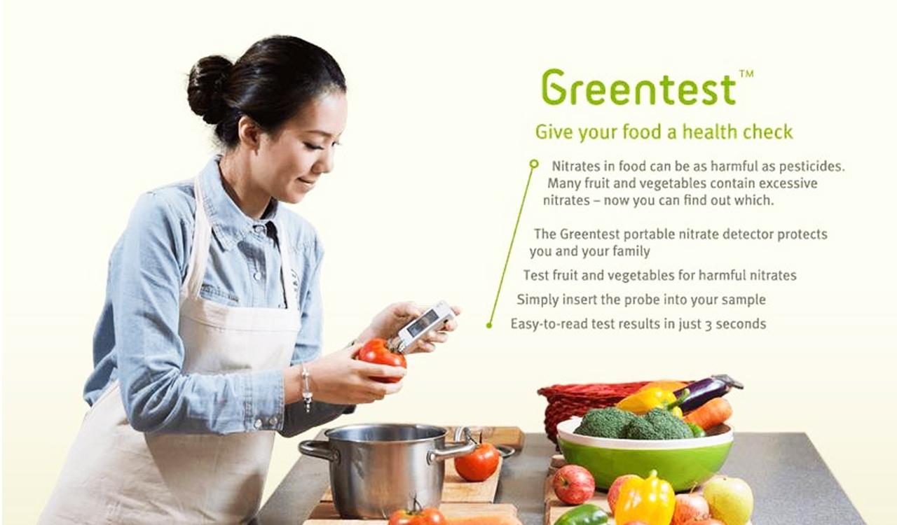 "Photo of تعرف على جهاز ""Green Test"" لفحص الأطعمة الملوثة"