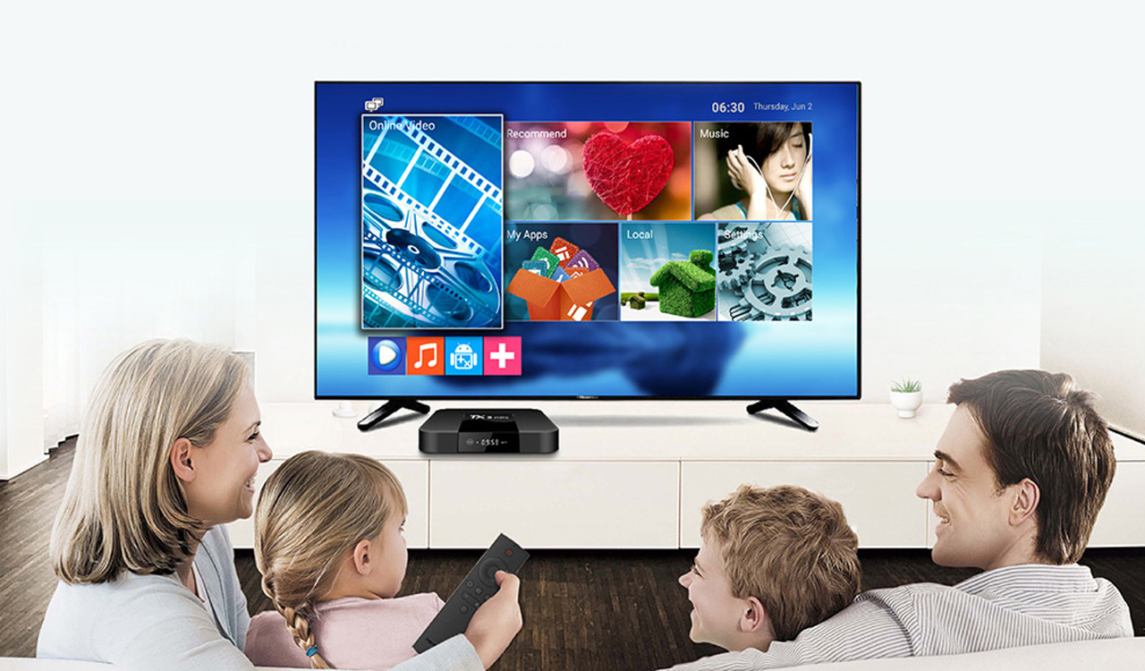 "Photo of جهاز يحول تلفازك القديم إلى تلفاز ذكى "" Tanix TX3 Mini"""