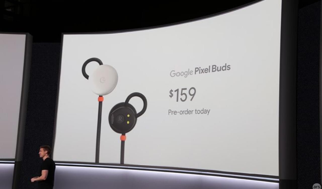 "Photo of جوجل تكشف عن مميزات سماعة جوجل الجديدة ""Google Pixel Buds"""