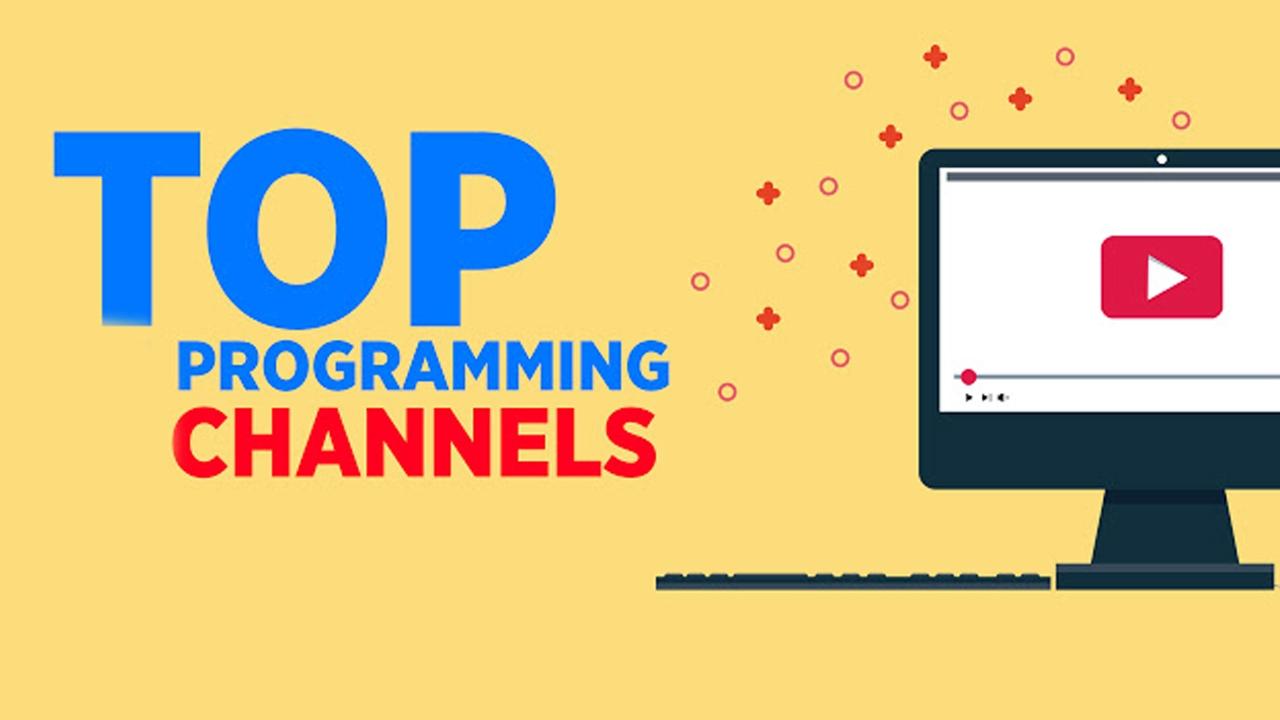 Photo of تعرف على أفضل قنوات اليوتيوب التي تساعدك على تعليم البرمجة بسهولة