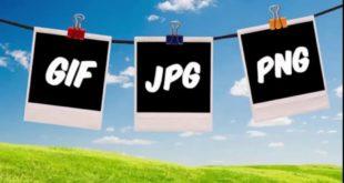 تعرف على الفرق بين ملفات تخزين الصور JPG و PNG