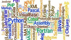 نبذة عن لغات البرمجة ذات المستوى العالي