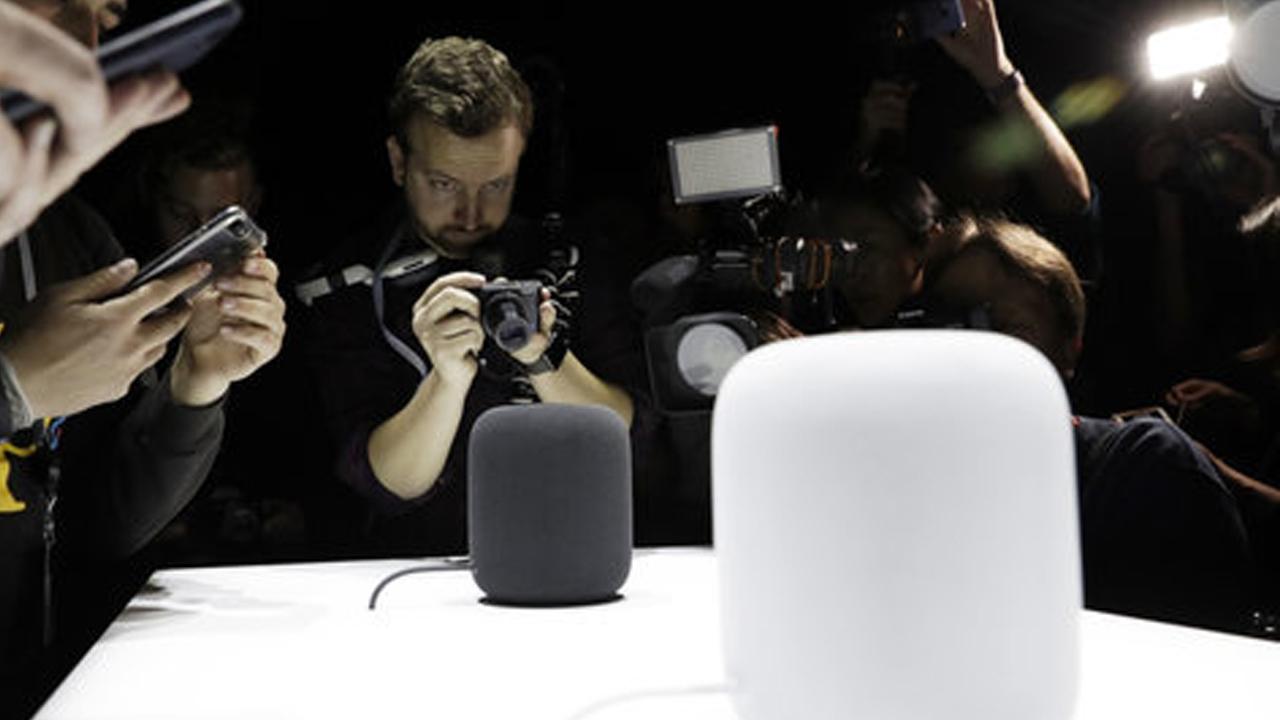HomePod مكبر صوت ذكي جديد من شركة آبل تعرف على أهم مواصفته