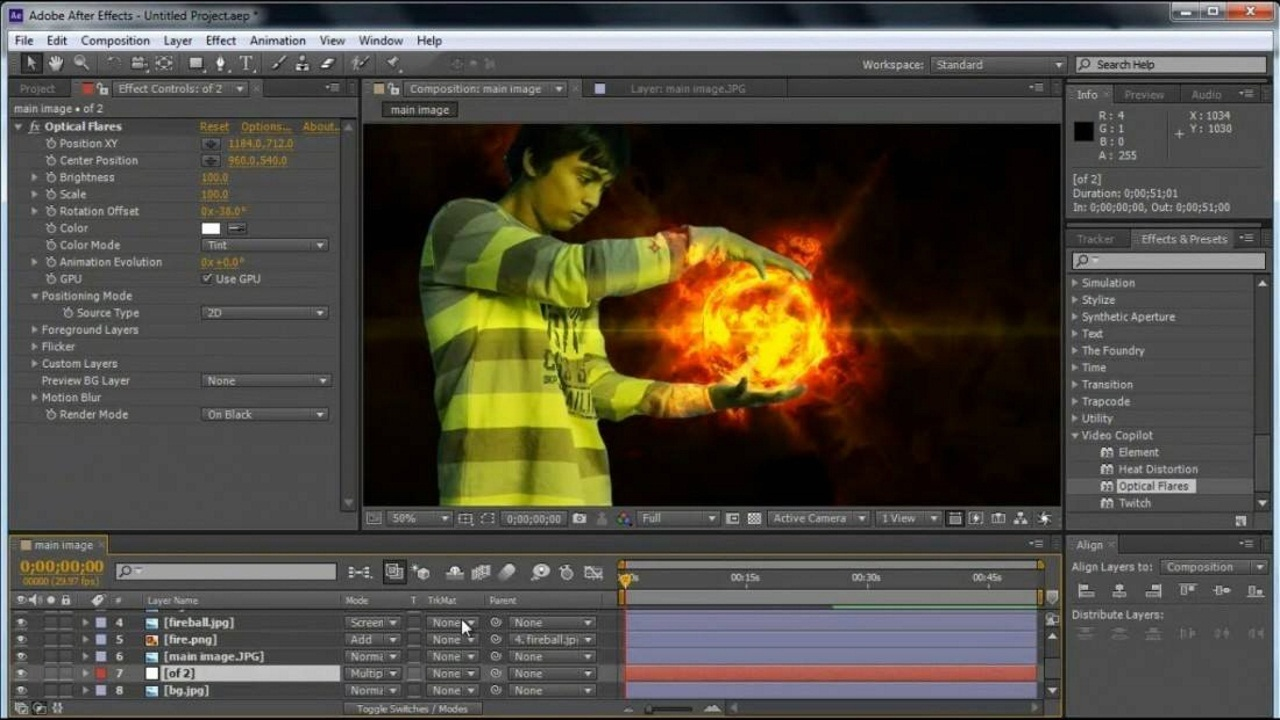 "Photo of أهم المعلومات عن برنامج الرسوم المتحركة Adobe After Effects"" """