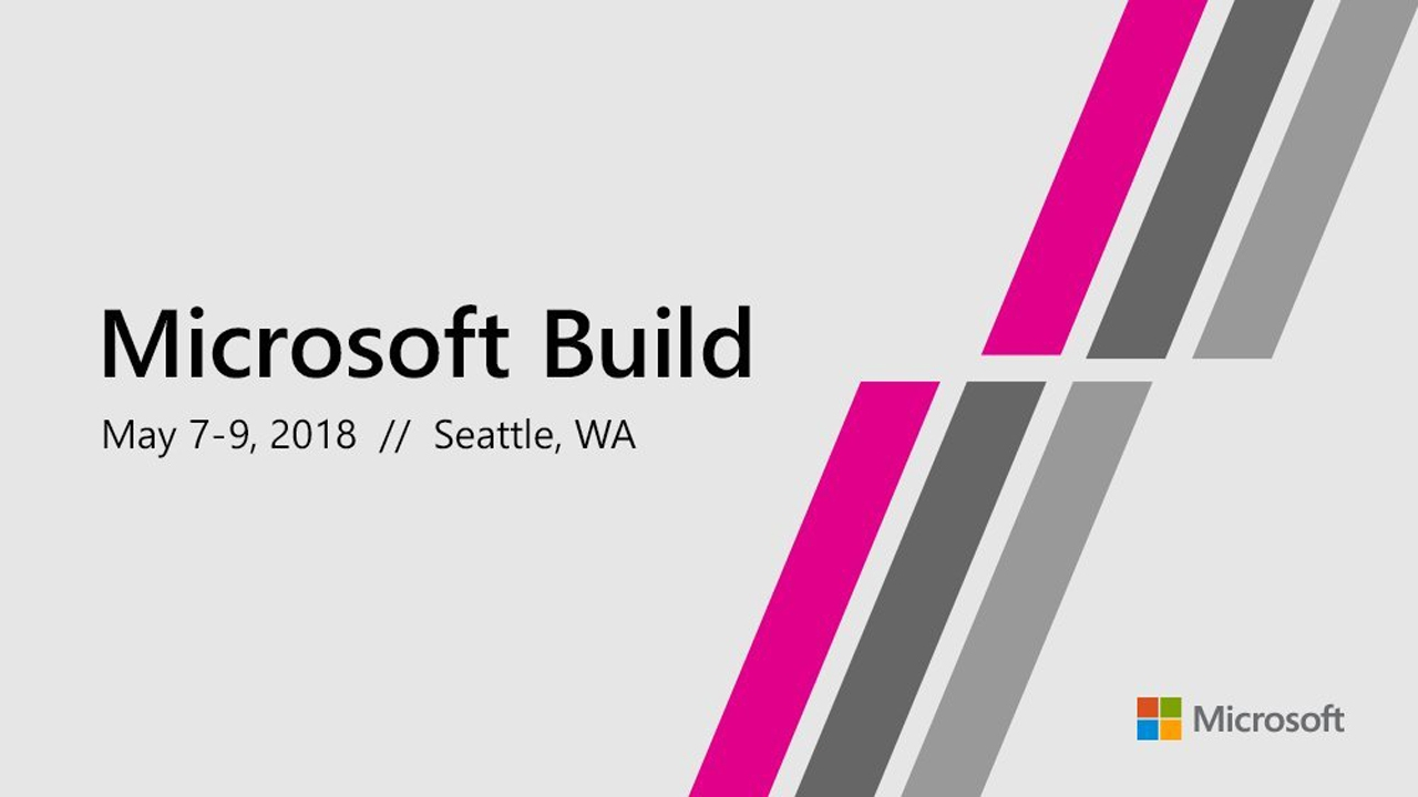 Photo of مايكروسوفت تعلن عن الكثير من المفاجآت خلال مؤتمرها السنوي للمطورين Build 2018 تعرف على أبرزها