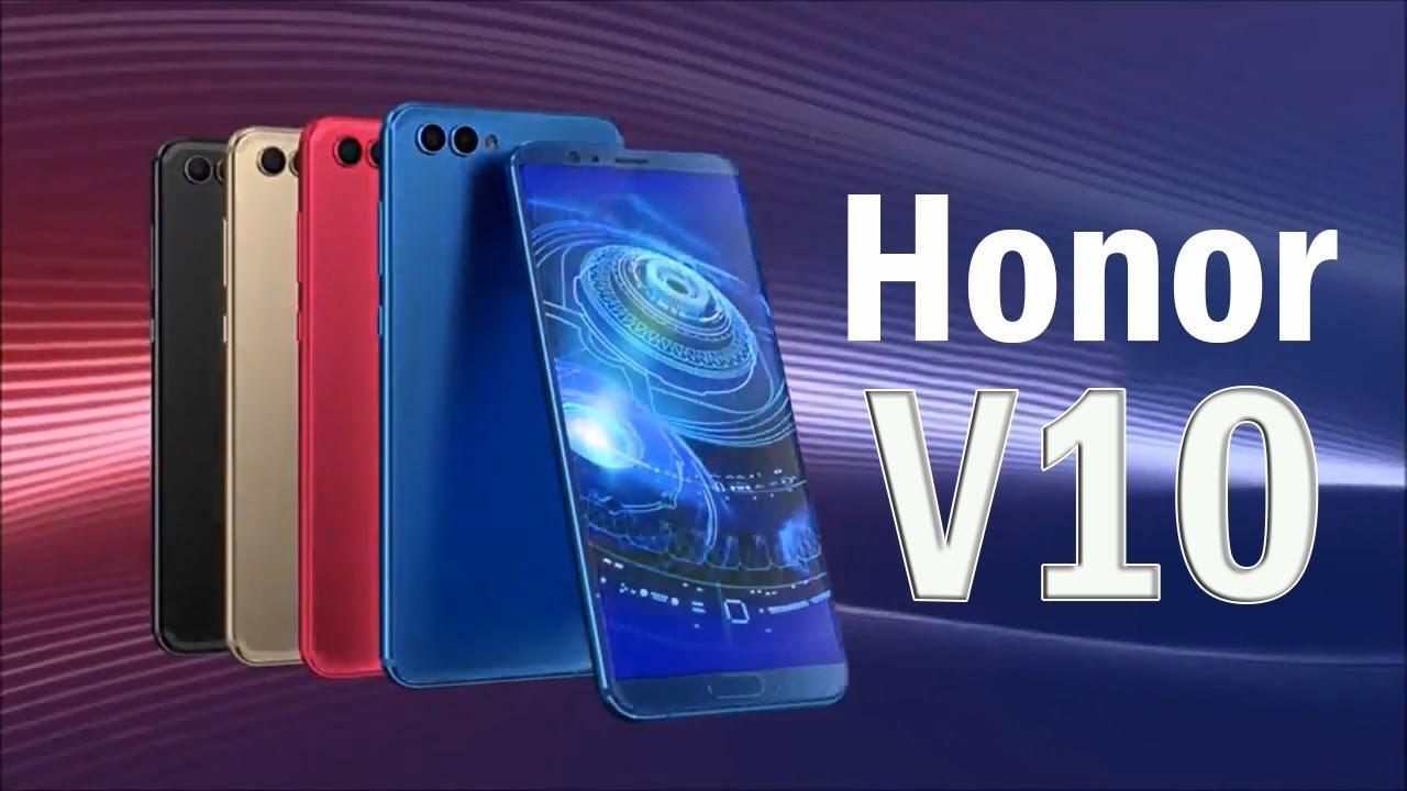 Photo of هاتف Huawei Honor V10 بمواصفات متطورة مبهرة و سعر مناسب هونر 10