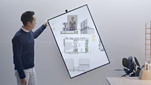Surface Hub 2 جهاز لوحي جديد من مايكروسوفت بمميزات متطورة