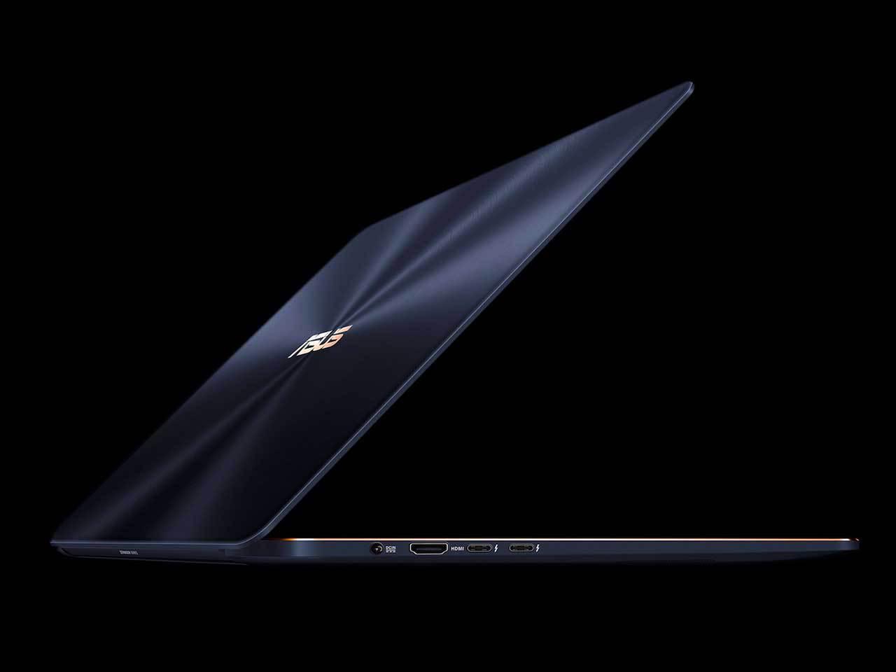 Zenbook Pro 15 أول لاب توب بمعالج Core i9 من أسوس