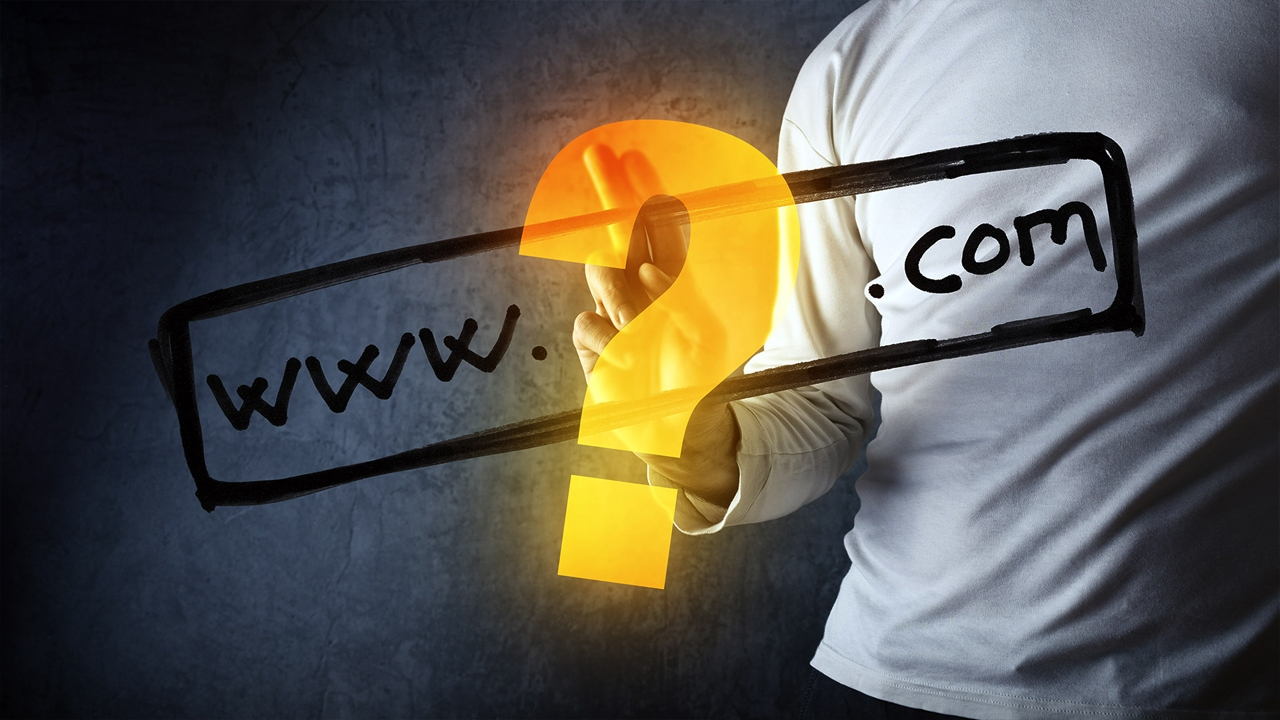عند اختيار اسم الدومين Domain الخاص بك هناك خطوات يجب عليك إتباعها