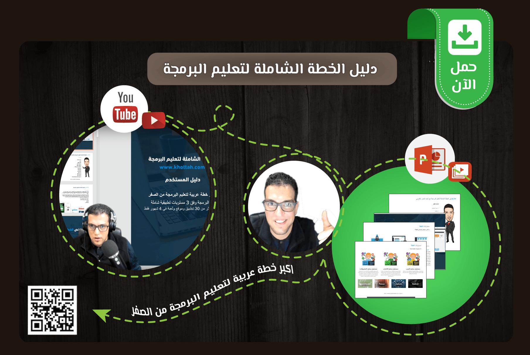 Photo of الخطة الشاملة لتعليم البرمجة – الدليل الشامل khottah guide