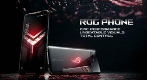 Asus ROG Phone أقوي هاتف مخصص للألعاب من أسوس تعرف علي مواصفات