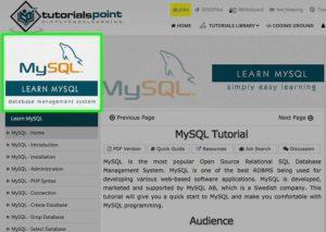 تعلم MySQL