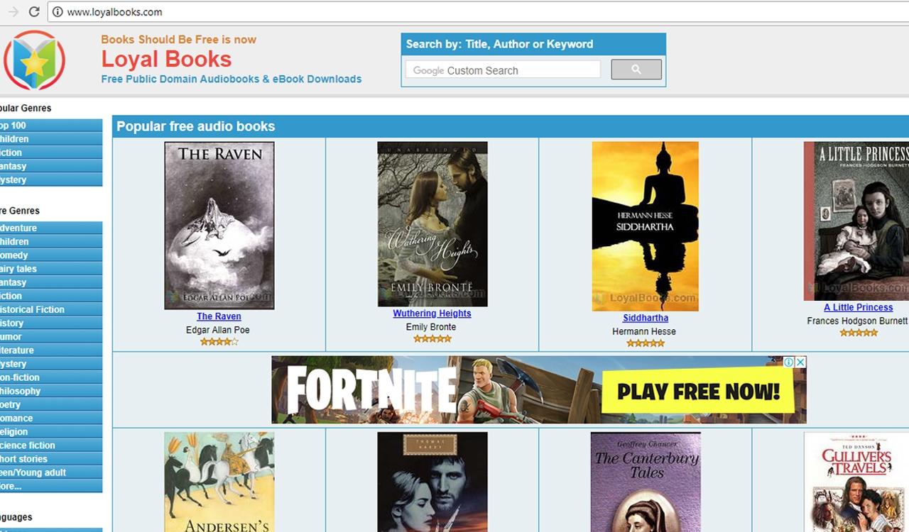 أفضل مواقع أجنبية للكتب و الروايات الصوتية