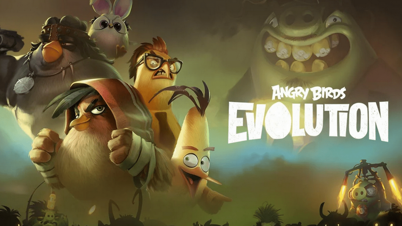 Photo of أحدث إصدار للعبة Angry Birds Evolution