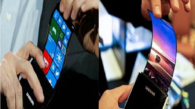 Photo of سامسونغ على وشك اطلاق هاتف جديد قابل للطي