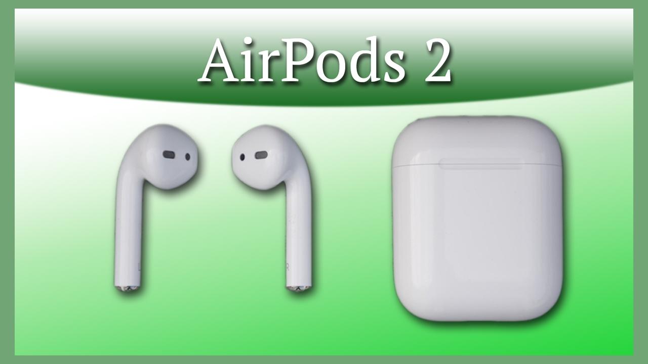 آبل تعلن عن سماعات AirPods 2 تعرف مميزاتها وسعرها