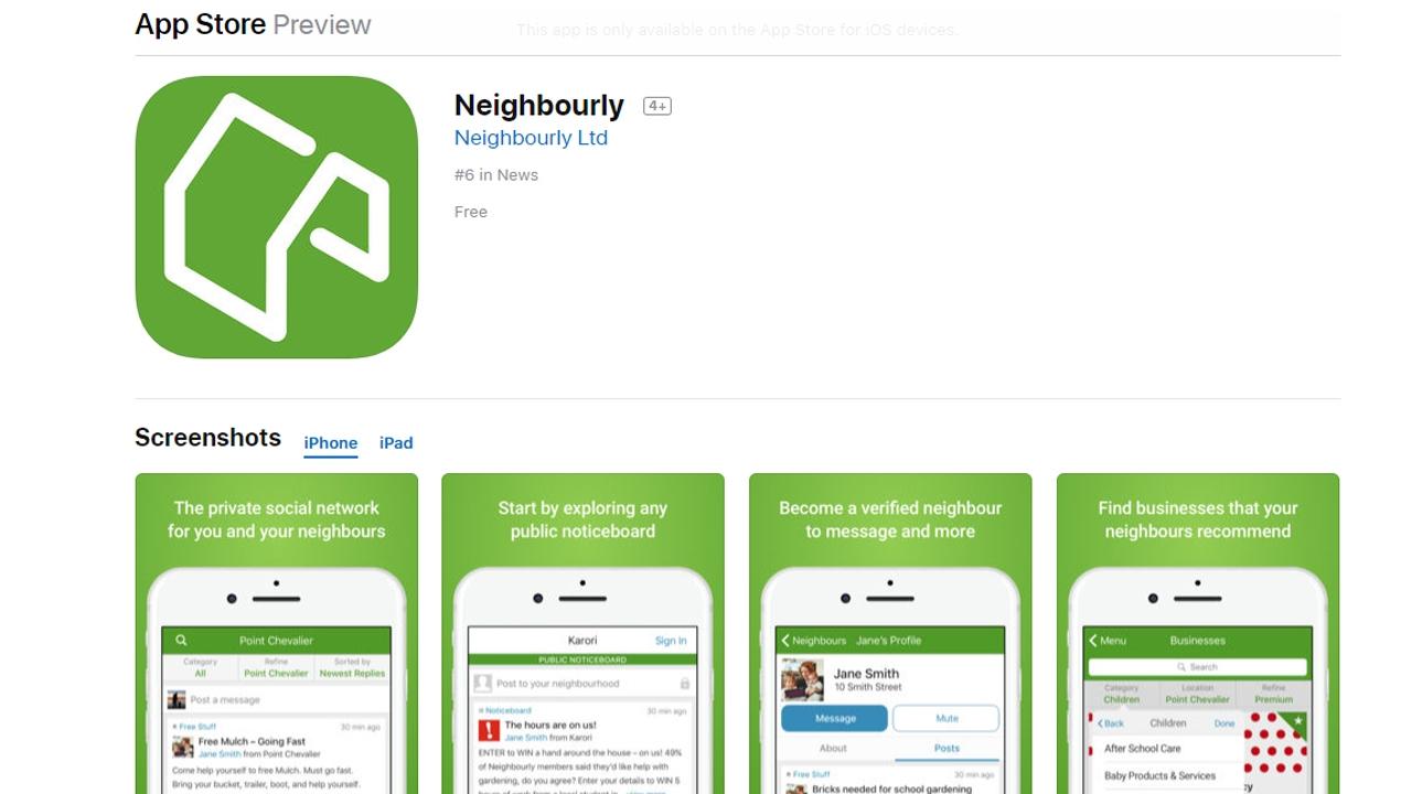 Photo of تطبيق neighbourly من جوجل أهم تطبيق لك عند انتقالك إلى مكان جديد