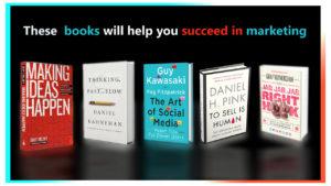 كتب تساعدك على النجاح في مجال التسويق