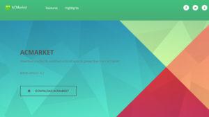 تعرف على تطبيق ACMarket بديل متجر جوجل بلاي