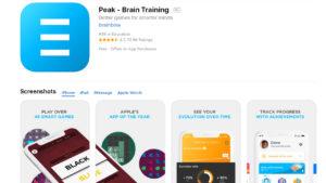 تحميل أفضل تطبيقات تنشيط الذاكرة و الذكاء للأيفون