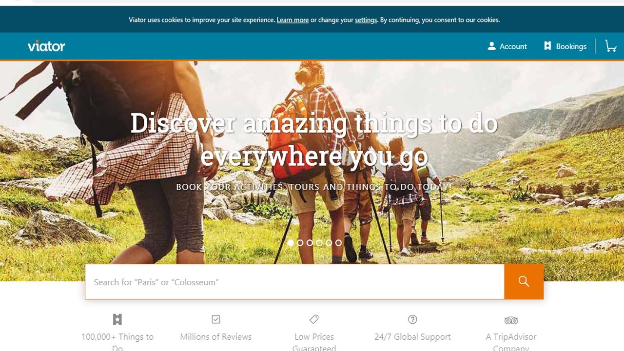 مواقع الكترونية تهم كل محبي السفر