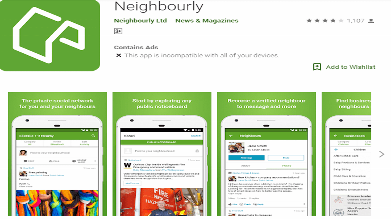 Photo of تواصل مع جيرانك مع تطبيق Neighbourly