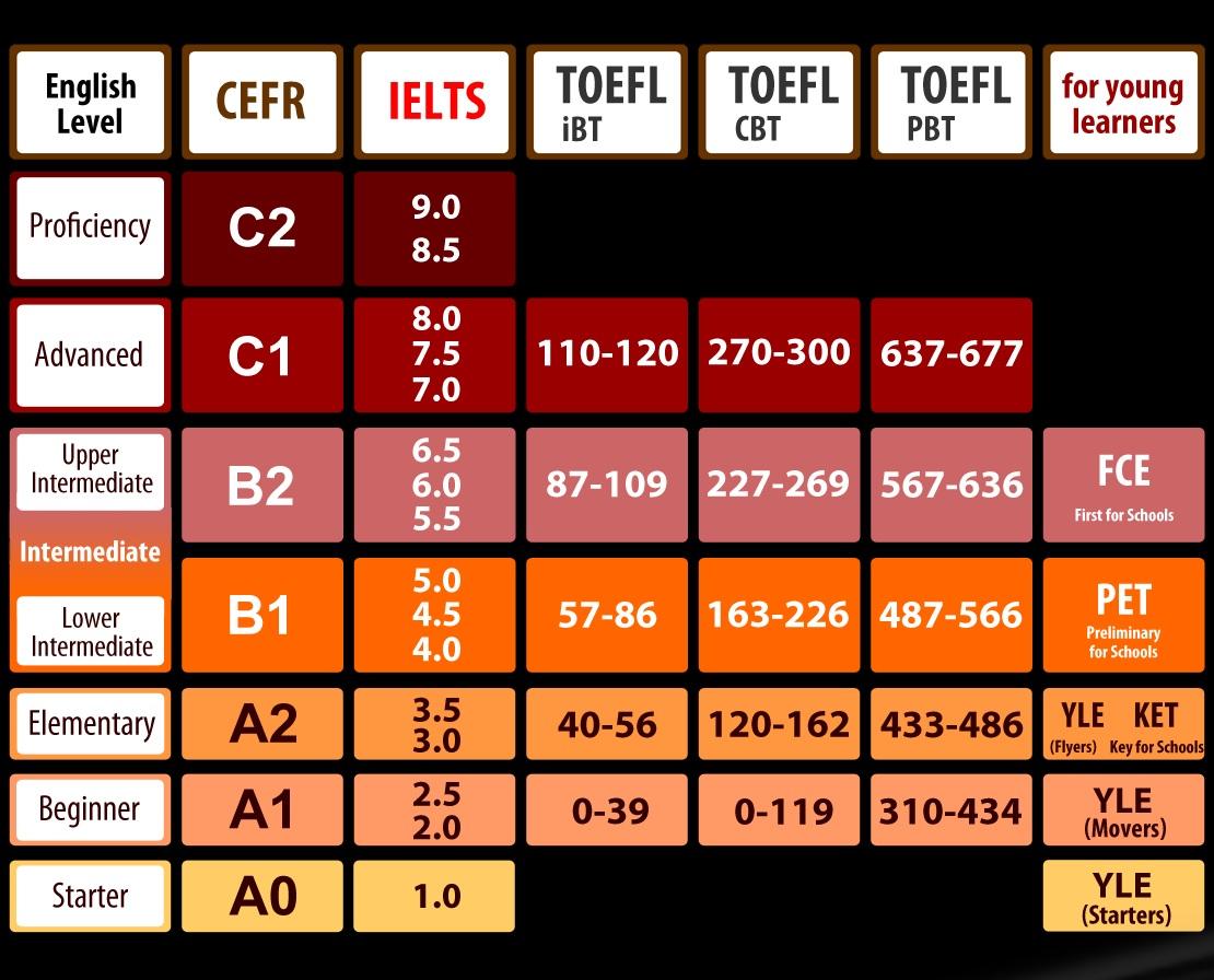 Photo of اللغة الانجليزية و نتائج تحديد المستوى