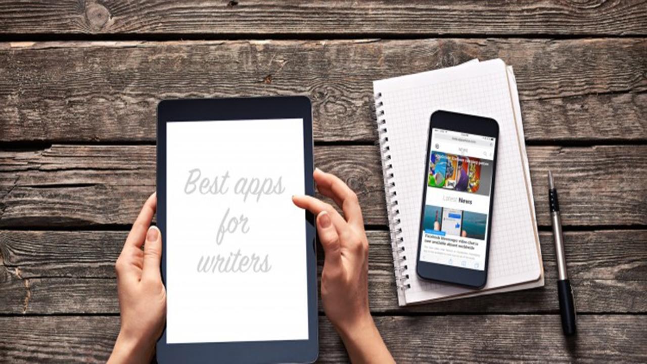 تطبيقات كتابة المقالات
