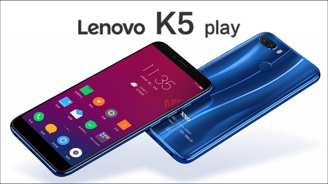 lenovo-k5-play- هاتف