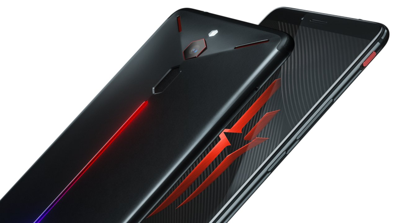 هاتف Nubia Red Magic Mars