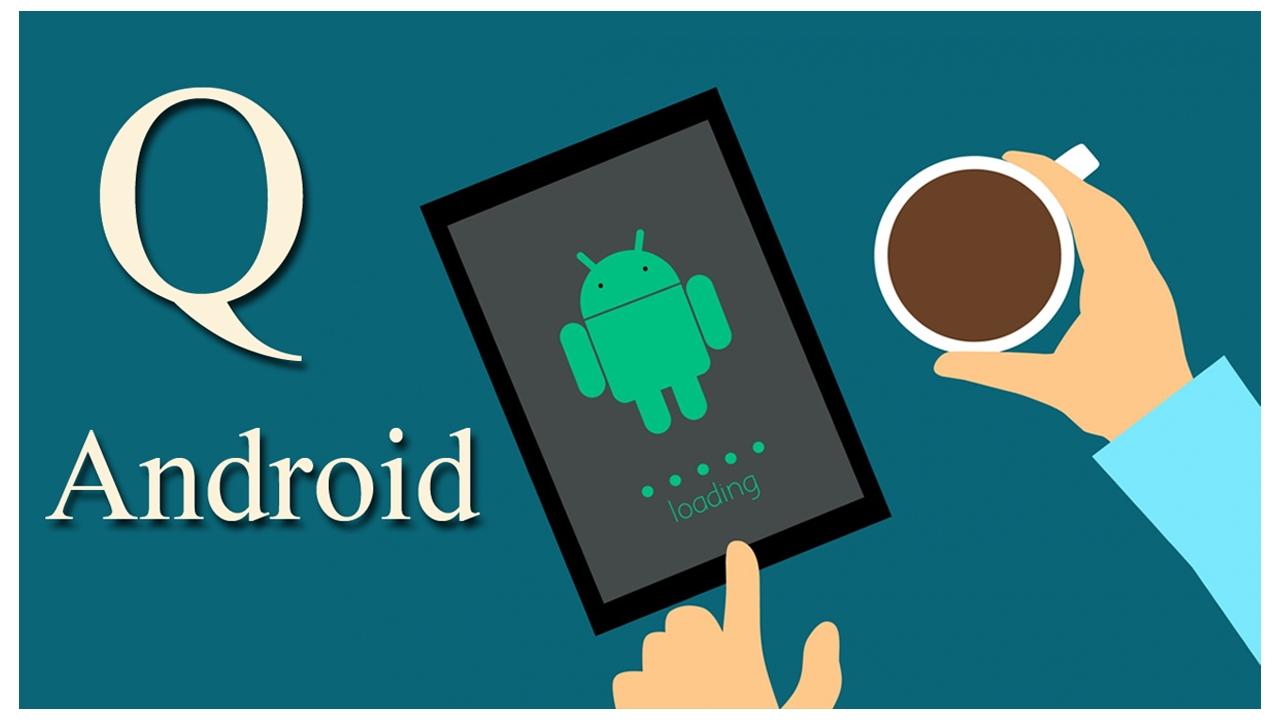 الظلام يسيطر على نظام التشغيل Android Q الجديد