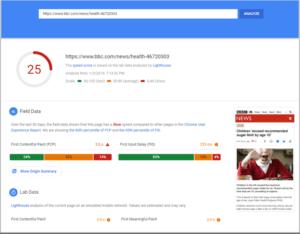 أداة تسريع موقع الويب 2