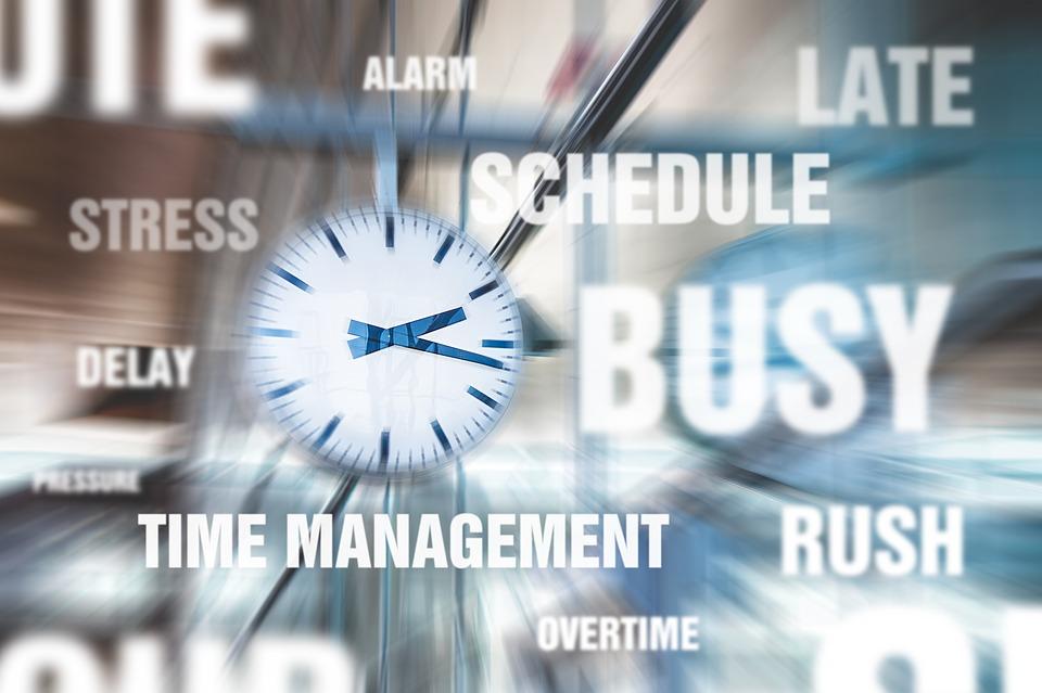 Photo of طرق تنظيم الوقت و إدارة الذات لإنجاز الكثير من المهمات