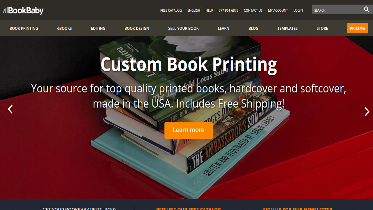 BookBaby Publishing