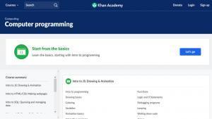 دورات في البرمجة وتصميم المواقع المجانية