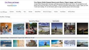 مواقع صور مجانية يمكنك استخدامها لمدونتك