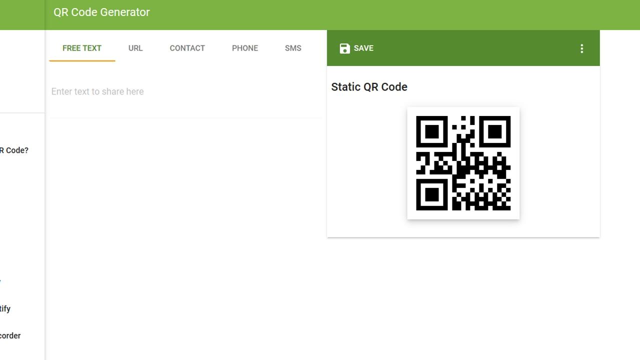 أفضل مواقع لإنشاء QR code رمز الاستجابة السريعة 2020